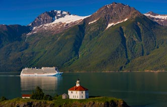 Norwegian Bliss, Alaska Cruise